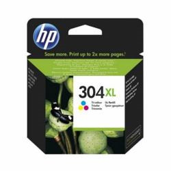 HP No304XL colour ink cartridge