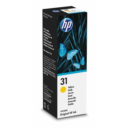 HP No31 yellow ink cartridge