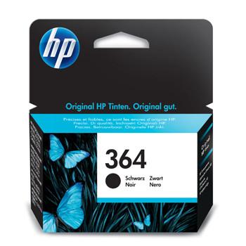 HP No364 black ink cartridge
