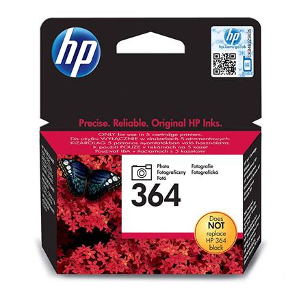 HP No364 photo black ink cartridge