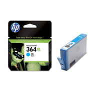 HP No364 XL cyan ink cartridge