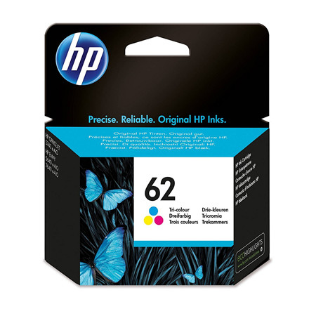HP No62 color ink cartridge