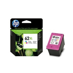 HP No62 XL color ink cartridge
