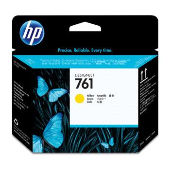 HP No761 yellow designjet printhead