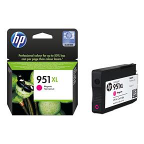 HP No951 XL magenta ink cartridge