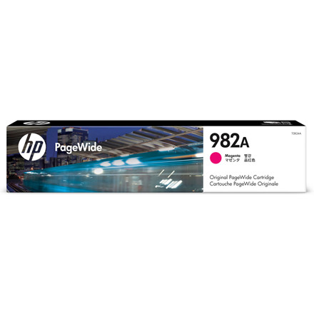 HP No982 magenta ink cartridge
