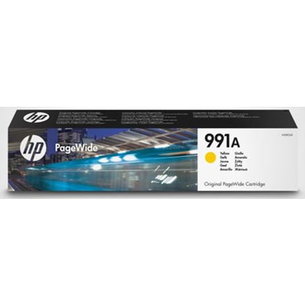 HP PageWide Pro 991A yellow ink cartridge