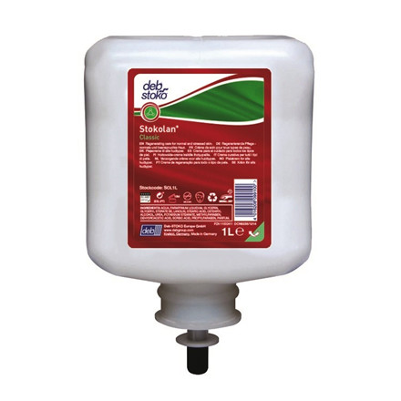 Stokolan Classic Hudcreme  SCL1L - 1 liter