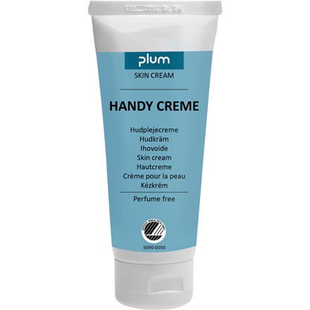 Hudcreme, Plum HandyCreme, med farve og parfume, 100 ml