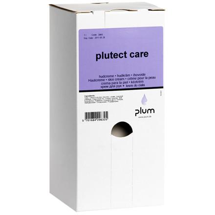 Hudcreme, Plum Plutect, med parfume, 1000 ml