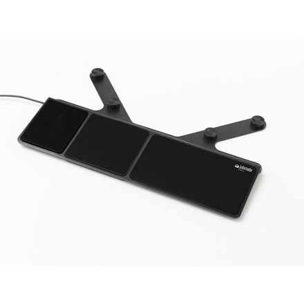 Jobmate Touch sort Ergo. pegeredskab m/touchpad