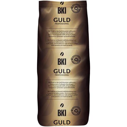 Kaffe, formalet, BKI, kaffe blanding 80% arabica, 20% robusta, 500 gram