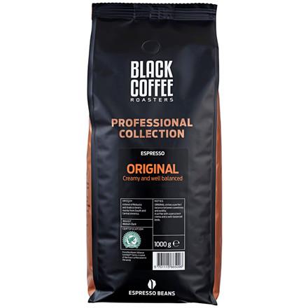 Kaffe, helbønner, BKI Cafe Enzo, 1 kg *Denne vare tages ikke retur*