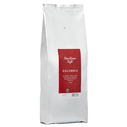Kaffe, helbønner, Peter Larsen *Denne vare tages ikke retur*