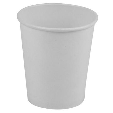 Kaffebæger Hot Cup - hvid Single Wall pap - 25 cl. - 1000 stk.