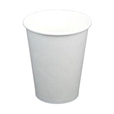 Kaffekop 4 oz bionedbrydelig hvid - 1000 stk