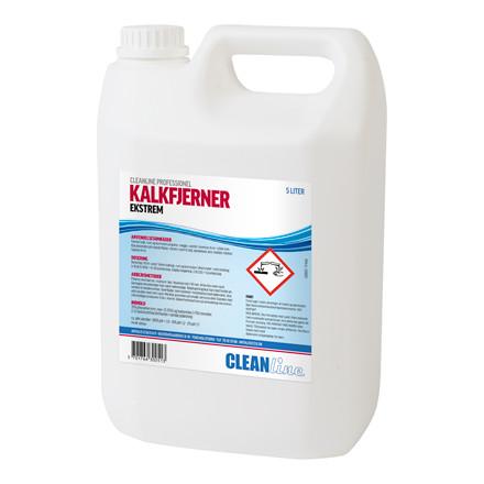 Cleanline Kalkfjerner Ekstrem - 5 liter