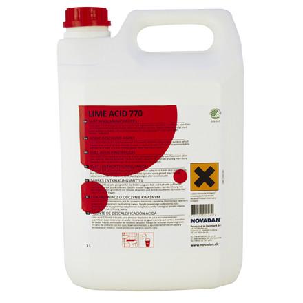 Kalkfjerner Lime Acid 770 5l