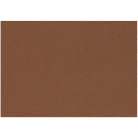 Karton, ark 460x640 mm, 210-220 g, kaffebrun, 25ark
