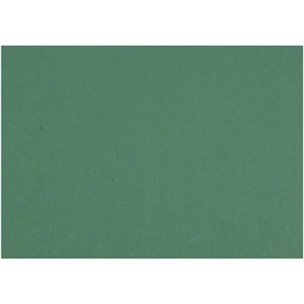 Karton, ark 497x697 mm, 270-300 g, grangrøn, 10ark