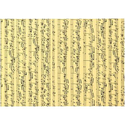 Karton med print A4 21 x 30 cm 180 gram noder | 10 ark