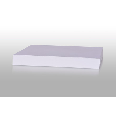 Karton - Play Cut A2 180 gram snehvid - 100 ark