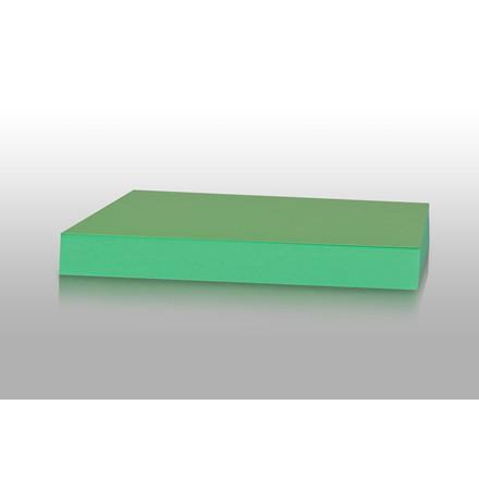 Karton - Play Cut A4 180 gram græsgrøn - 100 ark