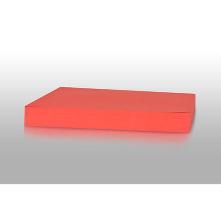 Karton - Play Cut A4 180 gram postrød - 100 ark