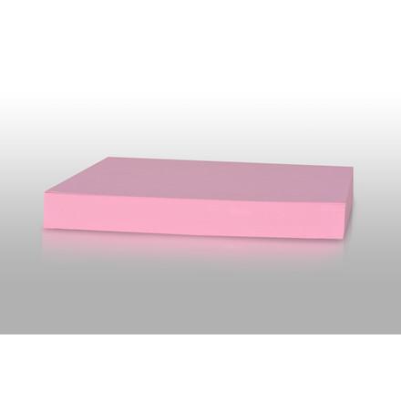 Karton - Play Cut A4 180 gram syrenrosa - 100 ark
