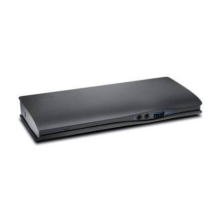 Kensington Docking Station SD4600P USB-C w/Power, Black