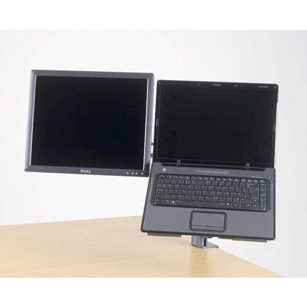 Kensington Monitor Arm K: SmartFit Monitor + Laptop
