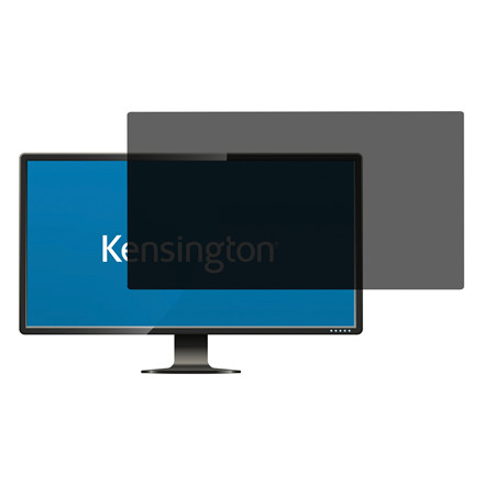 "Kensington privacy filter 2 way removable 27"" Wide 16:9"