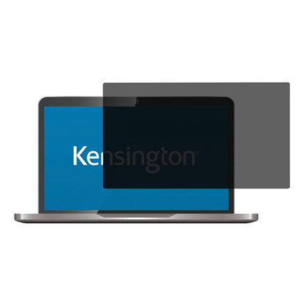 "Kensington privacy filter 2 way removable 35.6cm 14"" Wide 16"