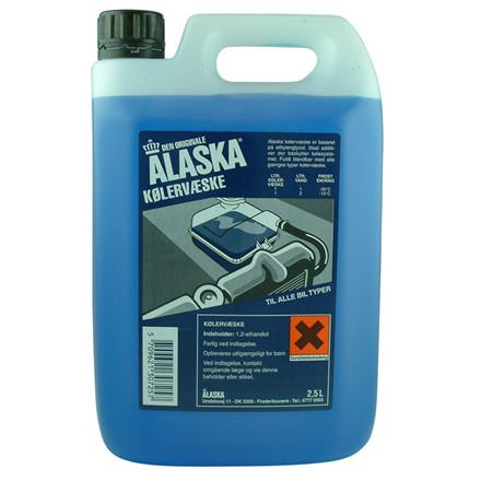 Alaska Kølervæske - 2,5 liter