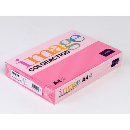Kopipapir - Image Coloraction A4 80 gram - Rosa 22 - 500 ark