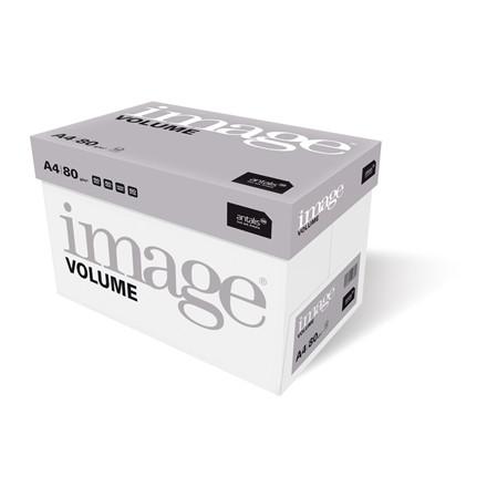Kopipapir - Image Volume 80 gram A4 med 4 huller 500 ark