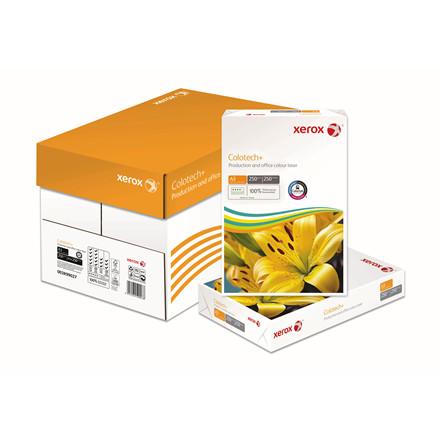 A3 papir Xerox Colotech+ Gold 160g - 250 ark kopipapir