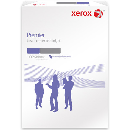 Kopipapir - Xerox Premier 90 gram A4 - 500 ark
