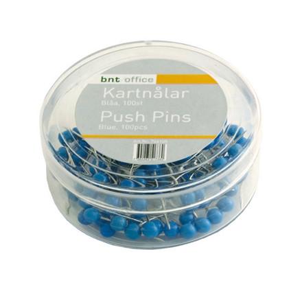 Kortnåle BNT 4 mm x 20 mm - i blå 100 stk i pakken