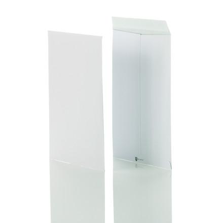 Kuvert - B4 Securitex Exp hvid 250 x 353 x 38 mm 14225 - 100 stk