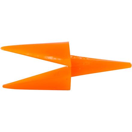 Kyllingenæb Længde 30 mm orange | 50 stk.