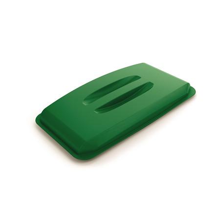Låg til affaldsspand Durabin 60 - Grøn