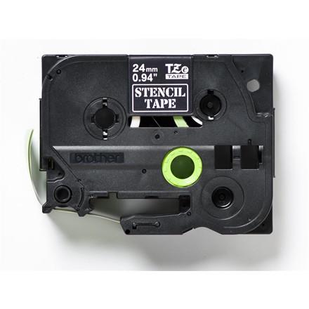 Brother STe 151 - 24 mm stenciltape