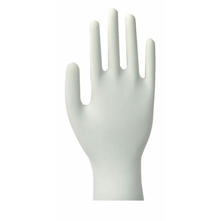 Latexhandsker medium pudderfri 100stk/pak