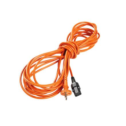 Ledning, Nilfisk, til VP300, aftagelig, orange, 15 m