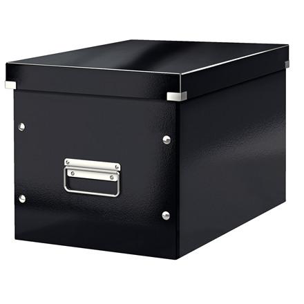 Leitz Arkivboks Click & Store Cube Large sort
