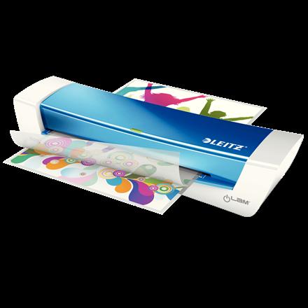 Leitz iLAM Home Office - Laminator A4 Blå til 80-125 mic
