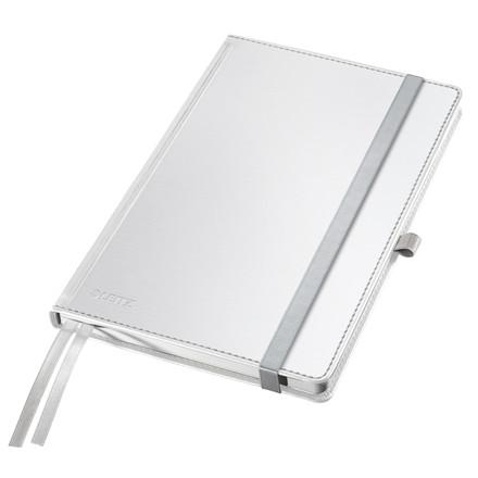 Leitz Notesblok - Style A5 Hard linieret hvid - 80 sider