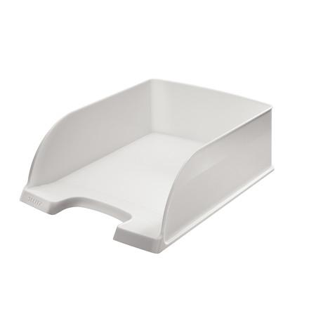 Leitz Plus Jumbo brevbakke - A4 hvid
