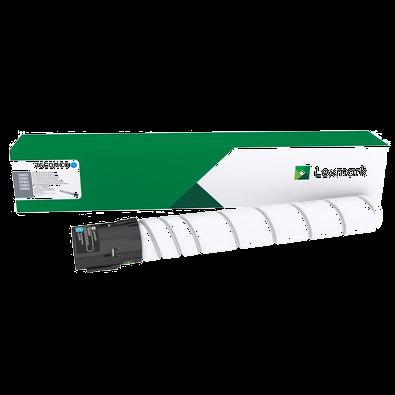 Lexmark CS923/CX92X toner cyan HC 34k